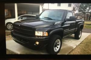 1999 Dodge Ram 1500 Short wheel base
