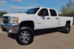 2008 Chevrolet Silverado 2500 6.6 DURAMAX DIESEL LIFT/WHLS/TRS CLEAN AS NEW