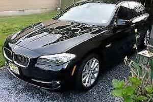 2014 BMW 5-Series Photo
