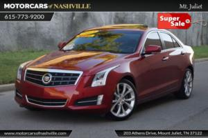 2014 Cadillac ATS 4dr Sedan 2.0L Performance RWD