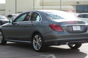 2017 Mercedes-Benz C-Class C 300 Sedan