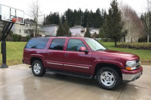 2004 Chevrolet Suburban 2004 Cheverolet Suburben 4Wd Low Miles 69K