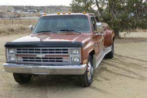 1986 Chevrolet Silverado 3500