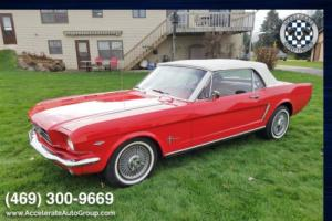 1964 Ford Mustang Convertible 289V8 AC AUTO TRANS