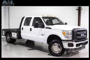 2011 Ford F-350 4X4