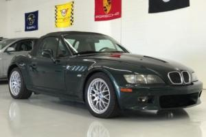 2002 BMW Z3 Z3 2dr Roadster 3.0i