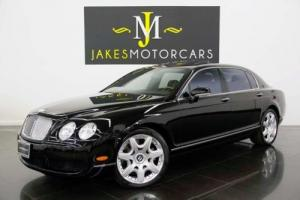 2008 Bentley Continental Flying Spur MULLINER
