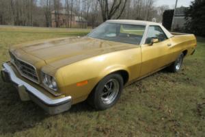 1973 Ford Ranchero GT