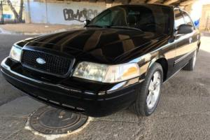 2008 Ford Crown Victoria Police Package