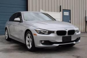 2012 BMW 3-Series 328i Tech Package 8 Spd Automatic Turbo Sdn One Owner Navigation