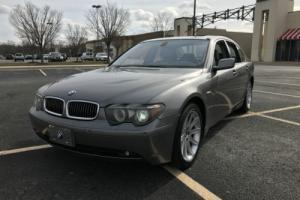 2005 BMW 7-Series I