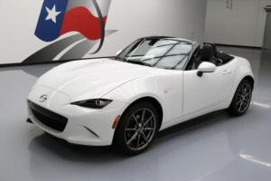 2016 Mazda MX-5 Miata GRAND TOUR CONVERTIBLE NAV Photo
