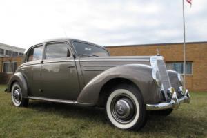 1952 Mercedes-Benz 200-Series Photo