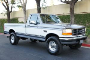 1996 Ford F-250 XLT PACKAGE SINGLE CAB