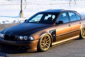 2003 BMW M5