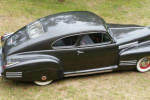 1941 Cadillac Series 61 Deluxe Sedanette 6127D