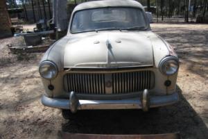 1952 Ford Consul Sedan Photo