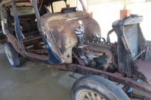 1934 Studebaker Dictator Sedan