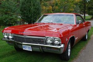 1965 Chevrolet Impala Super Sport | eBay Photo