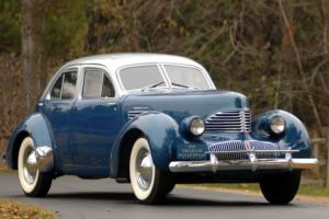 1941 Other Makes Custom Hollywood Model Model 113 Supercharged Photo