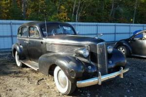 1937 Cadillac Lasalle