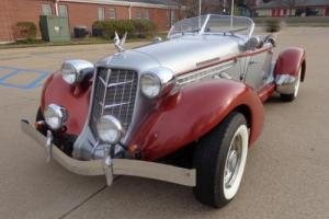 1936 Cord BOAT TAIL SPEEDSTER -- Photo