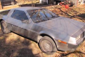 1981 DeLorean DMC 12 Photo
