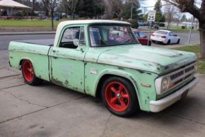 1971 Dodge Other Pickups d100 sweptline
