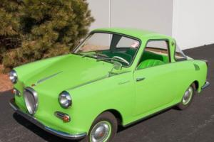 1962 Other Makes Goggomobil TS300 Coupe TS300 Coupe Photo