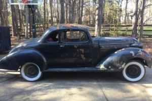 1937 Hudson 74 Deluxe Model 74