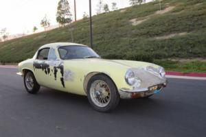 1962 Lotus Elite Photo