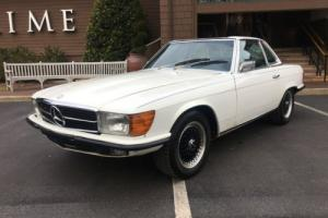 1972 Mercedes-Benz SL-Class RESTO MOD