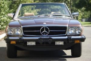 1980 Mercedes-Benz 400-Series SL Photo