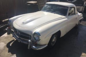 1960 Mercedes-Benz 190-Series Photo