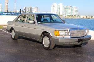 1989 Mercedes-Benz 400-Series 420SEL W126