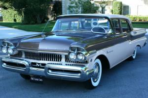 1957 Mercury Monterey ONE FAMILY Photo