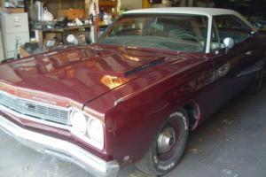 1968 Plymouth GTX GTX