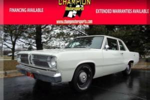 1967 Plymouth Valiant 100 --