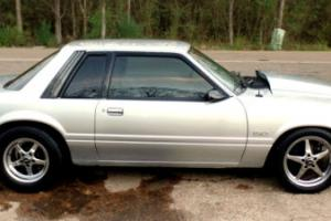 1987 Ford Mustang LX FOX BODY NOTCH BACK TRUNK Photo