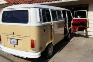1978 Volkswagen Bus/Vanagon