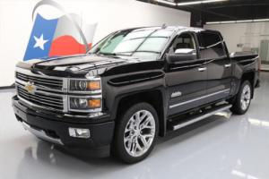 2014 Chevrolet Silverado 1500 SILVERADO HIGH COUNTRY CREW 4X4 NAV DVD