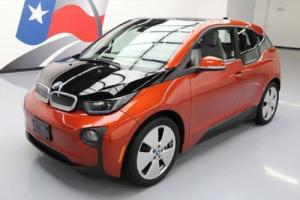 2014 BMW i3 RANGE EXTENDER MEGA TECH NAV HTD SEATS