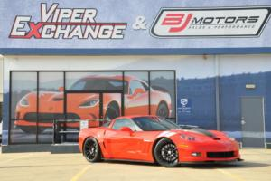 2010 Chevrolet Corvette 2dr Cpe Gran