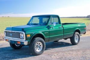 1972 Chevrolet Other Pickups K-20