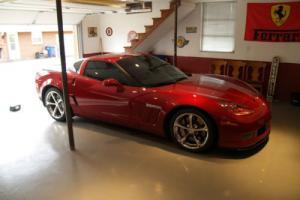 2011 Chevrolet Corvette Grandsport