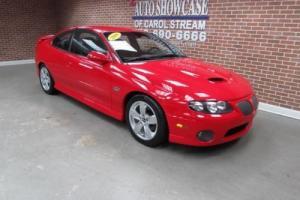 2006 Pontiac GTO 6SPD