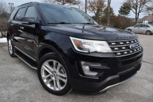 2017 Ford Explorer 4WD LIMITED-EDITION