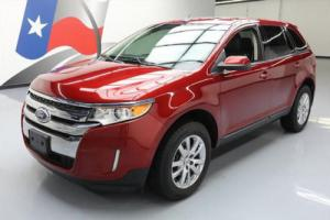 2013 Ford Edge LIMITED HTD LEATHER REARVIEW CAM