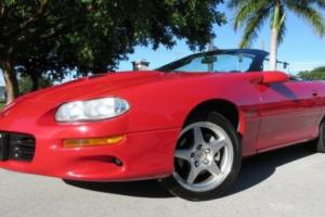 1999 Chevrolet Camaro SS Photo