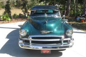 1950 Chevrolet Styline deluzxe Coupe